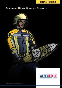 2013/2014 Sistemas Hidráulicos de Resgate