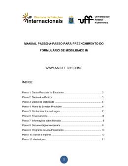 1 - AAI - Universidade Federal Fluminense