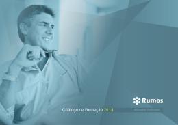 Catálogo de Formação 2014