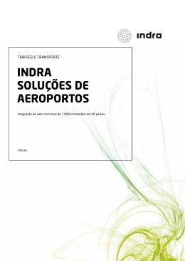 INDRA SOLUÇÕES DE AEROPORTOS