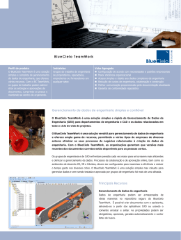 BlueCielo TeamWork - BlueCielo ECM Solutions