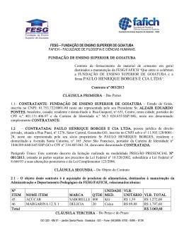 """firma PAULO HENRIQUE BORGES E CIA LTDA""""."""