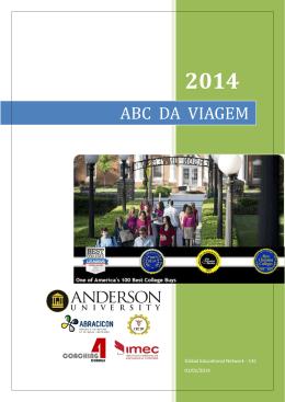 ABC DA VIAGEM