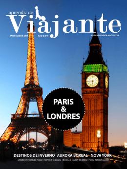REVISTA AdV 5 - Aprendiz de Viajante