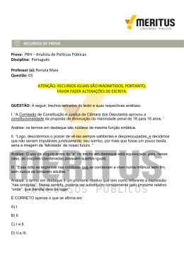 Português - Questão 05