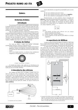Curso Estrutura Atômica - Sergio Matos