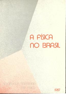 no BRPSIL - Sociedade Brasileira de Física