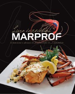 Livro de receitas MARPROF - Câmara Municipal do Funchal