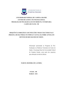 PDF da dissertação - CSTR - Universidade Federal de Campina