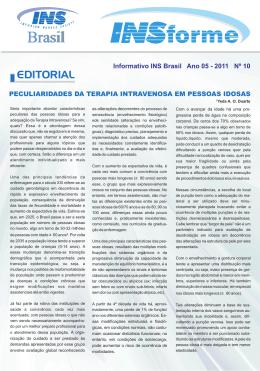 INSforme 10 - INS Brasil