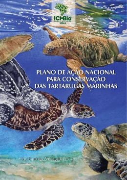Plano de Ação Nacional para Conservação das Tartarugas