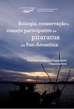 na Pan-Amazônia - Instituto Mamirauá