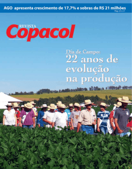 50 anos - Copacol