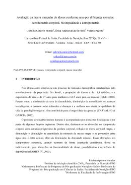 Gabriela Cardoso Morais - SBPC – Sociedade Brasileira para o