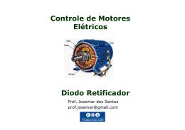 Controle de Motores Elétricos Diodo Retificador