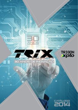 catálogo trix tecnologia