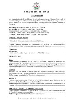 Ata n.º 11 (30-04-2015)