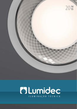 Catálogo Lumidec Técnico 2014-2015