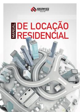 Manual de Locação Residencial - Secovi-SP