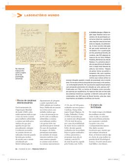Page 1 38 FEVEREIRO DE 2010 PESQUISA FAPESP 168