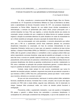 CURRICULUM VITAE - JusMilitaris.com.br