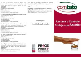 comtato - Pró-reitoria de Assuntos Comunitários e Estudantis