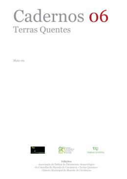Caderno 6 - Terras Quentes