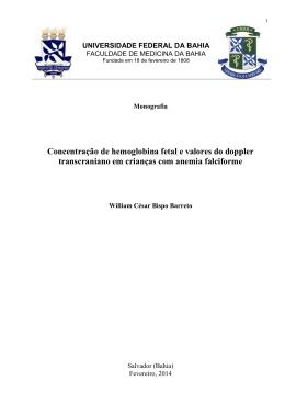 William César Bispo Barreto - RI UFBA
