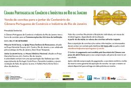 Câmara Portuguesa de Comércio e Indústria do Rio de Janeiro