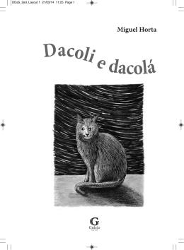 Dacoliedacolá - Grácio Editor