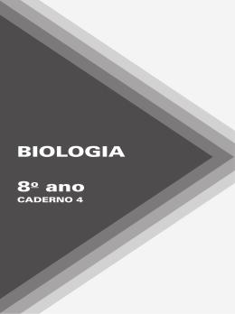 BIOLOGIA 8o ano
