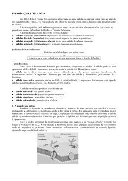 Introd. Citologia 2º Col. - professoresemrede.com.br