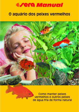 Aquários de Peixes de Água Fria