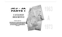 Catálogo (1963