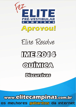 PDF - Elite Pré-Vestibular