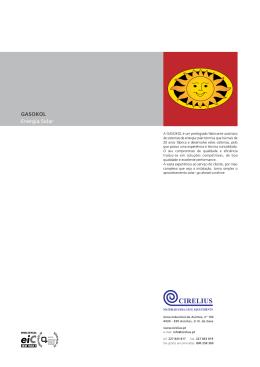 Gasokol catálogo - MarioLoureiro.net