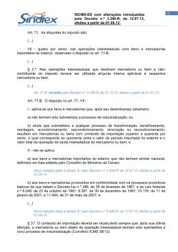 RICMS-ES com alterações introduzidas pelo Decreto n.º 3.348