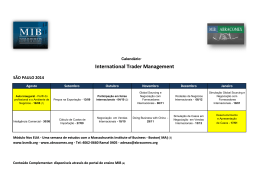 International Trader Management