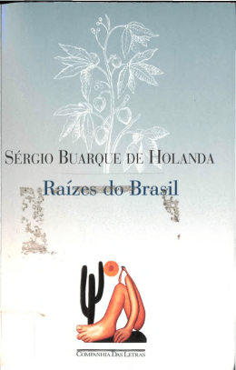 Raízes do Brasil - acervo da memória socialista