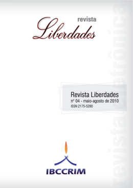 Untitled - Revista Liberdades