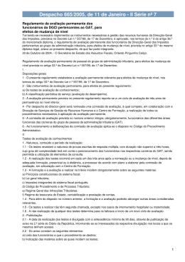 Introdução Artigos - Portal das Finanças