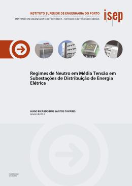 Regimes de Neutro em Média Tensão em Subestações de