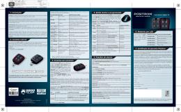 Alarme Cyber TX - Manual de Uso e Instalação