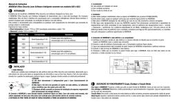 Manual de Instruções NOBREAK Office Security (com Software