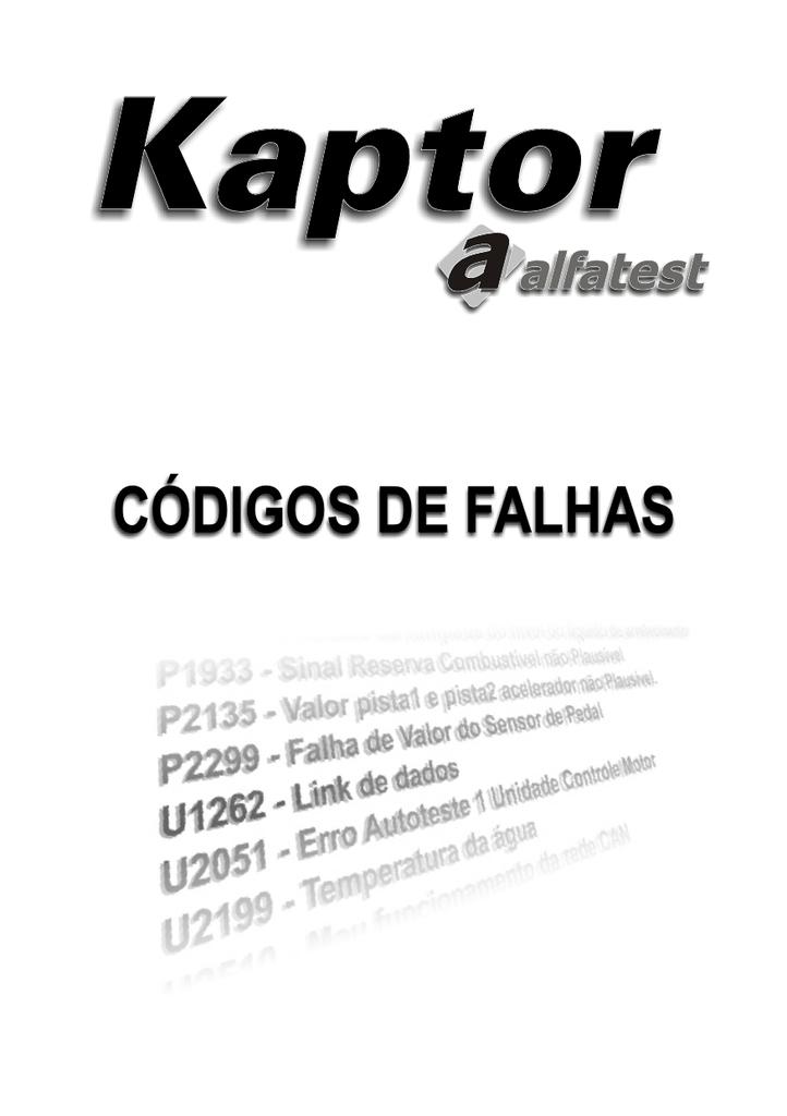 Manual de falhas v109 fandeluxe Gallery