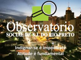 05 a 08/2015 – 2º Relatório Quadrimestral
