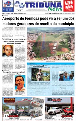 edição 394 - Tribuna News