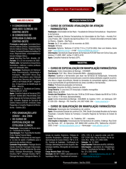 • V CONGRESSO DE ANÁLISES CLÍNICAS DO CENTRO