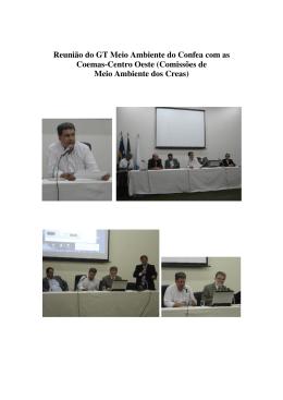 Veja as fotos do encontro da Reunião Centro-Oeste