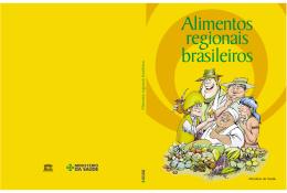 Alimentos Regionais Brasileiros - Ministério da Saúde